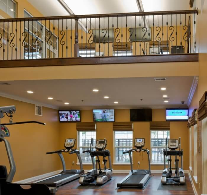 French Mill Apartments Fitness Center