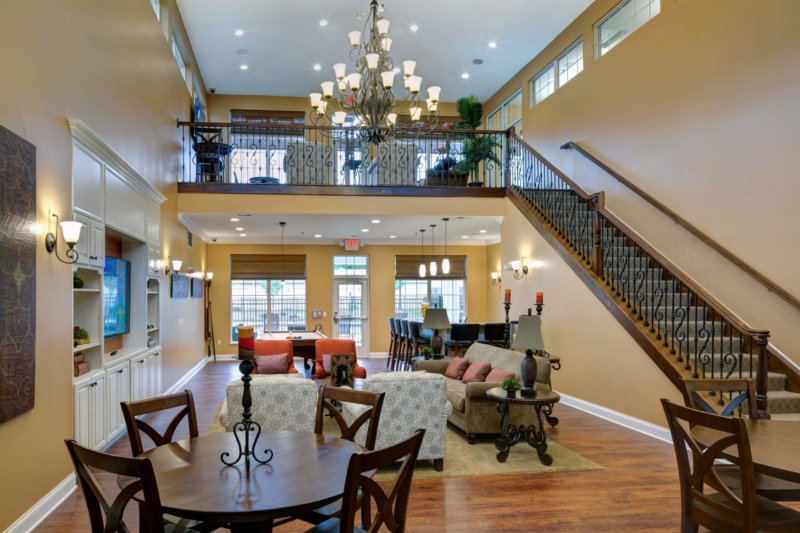 French Mill Apartments Clubhouse